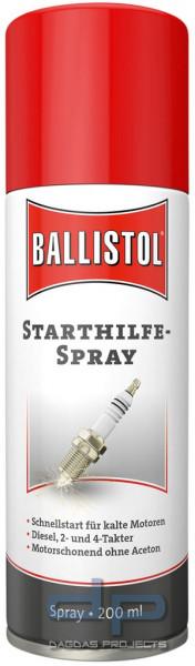 Ballistol Startwunder-Spray 200ml Dose